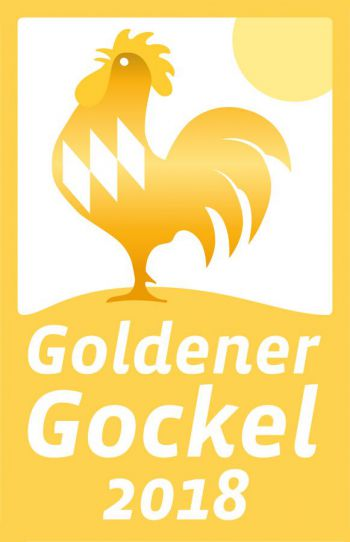 Goldener Gockel 2018